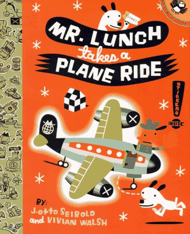 9780140548686: Mr Lunch Takes a Plane Ride (Picture Puffins)