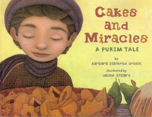 9780140548716: Cakes and Miracles: A Purim Tale (Picture Puffin)