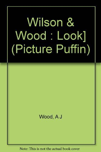 Look!: The Ultimate Spot-the-Difference Book (Picture Puffins): A. J. Wood