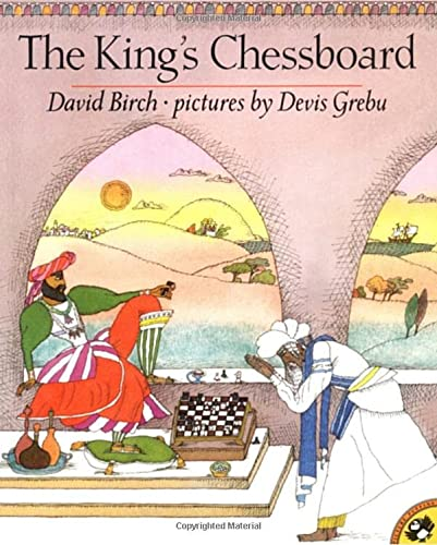 9780140548808: The King's Chessboard (Picture Puffins)