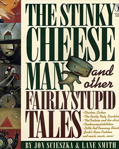 9780140548969: The Stinky Cheese Man and Other Fairly Stupid Tales (Picture Puffin)