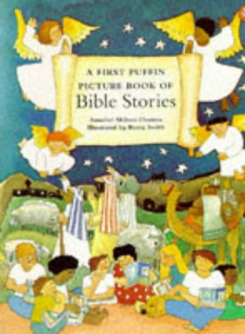 9780140548976: A First Picture Book of Bible Stories (Picture Puffin)