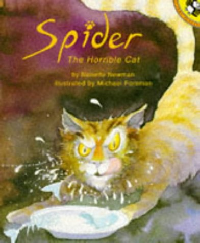 9780140548983: Spider the Horrible Cat (Picture Puffin)