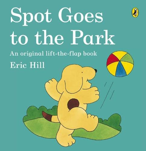 9780140549096: Spot Goes to the Park