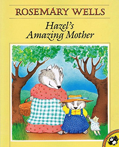 9780140549119: Hazel's Amazing Mother (Picture Puffin Books)