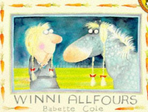 9780140549171: Winni Allfours (Picture Puffin)
