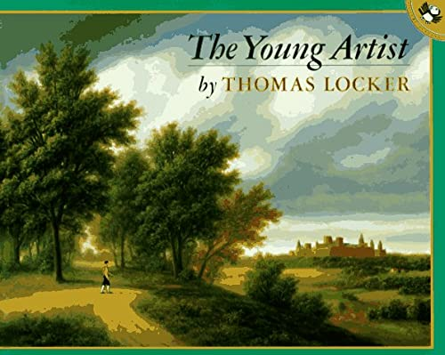 The Young Artist (Picture Puffins) (0140549234) by Locker, Thomas