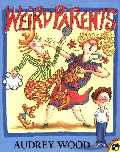 9780140549249: Weird Parents (Picture Puffins)