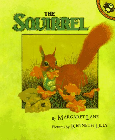 9780140549263: The Squirrel (A Puffin Pied Piper)