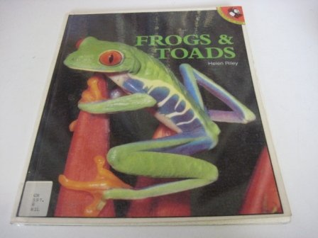 9780140549294: Frogs and Toads (Picture Puffin Fact Books)