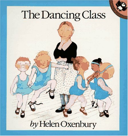 9780140549348: The Dancing Class (Picture Puffins)