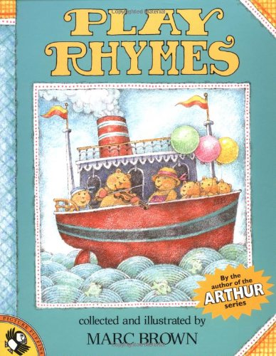 9780140549362: Play Rhymes (Picture Puffins)