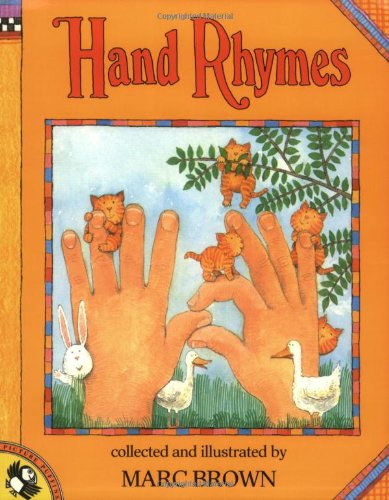 9780140549393: Hand Rhymes (Picture Puffins)