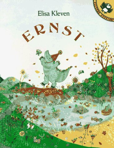 Ernst (Picture Puffins) (0140549447) by Elisa Kleven