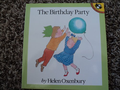 9780140549478: The Birthday Party (Out-and-About)