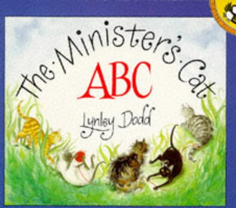 9780140549522: The Minister's Cat ABC (Picture Puffin)