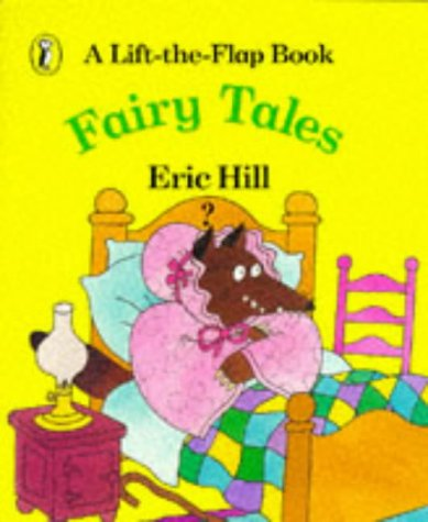 9780140549621: Fairy Tales: A Lift-the-flap-book (Spot books)