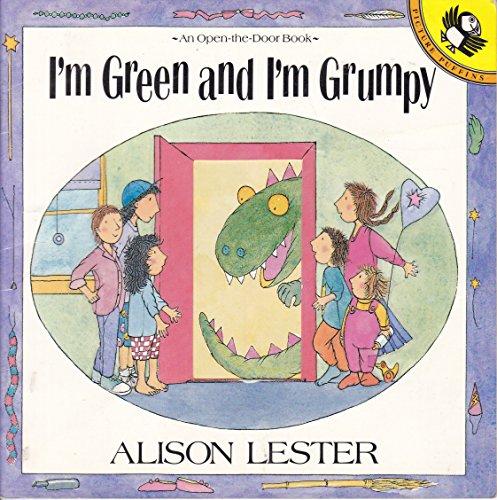 9780140549683: I'm Green and I'm Grumpy (Lift-the-Flap)
