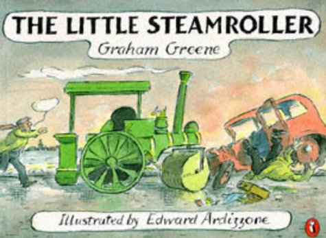 9780140549836: Little Steamroller (Picture Puffin)