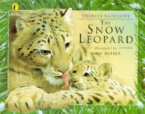 9780140549898: The Snow Leopard (Picture Puffin)