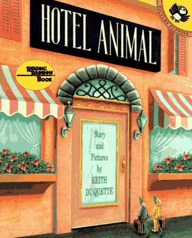 9780140549928: Hotel Animal (Picture Puffins)