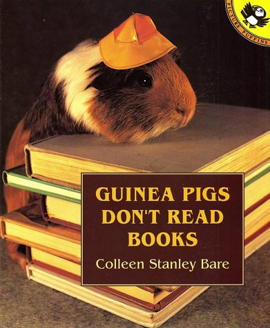 9780140549959: Guinea Pigs Don't Read Books (Picture Puffins)