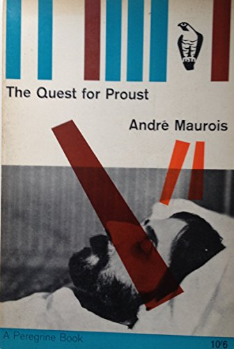 9780140550061: Quest for Proust (Peregrine Books)