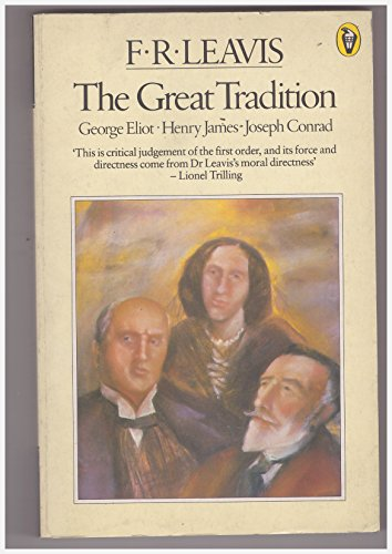 9780140550207: Great Tradition (Peregrine Books)