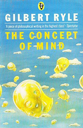 9780140550290: Concept Of Mind (Peregrine Books)