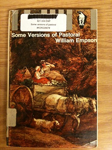 9780140550566: Some Versions of Pastoral (Peregrine Books)