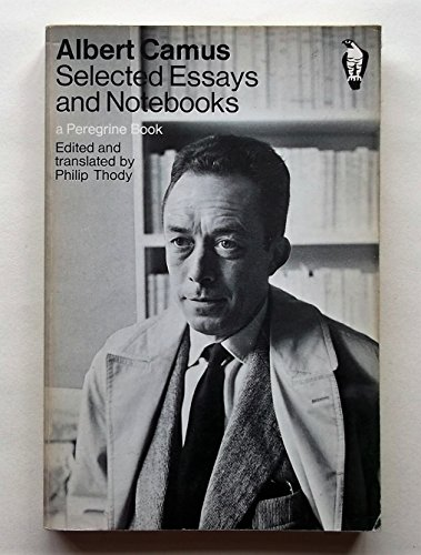 9780140550856: Selected Essays and Notebooks (Peregrine Books)