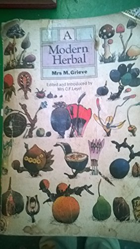 9780140551112: A Modern Herbal (Peregrine Books)