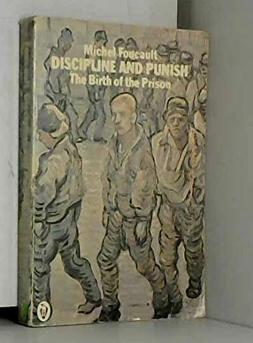 9780140551976: DISCIPLINE AND PUNISH - The Birth of the Prison