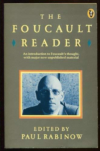9780140552102: The Foucault Reader (Peregrine Books)
