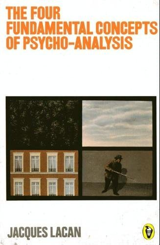 9780140552171: The Four Fundamental Concepts of Psychoanalysis (Peregrine Books)