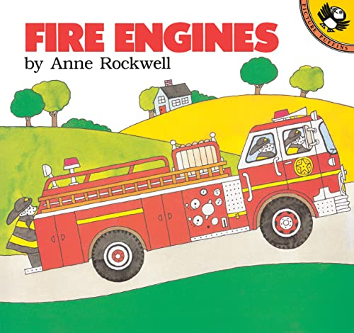 9780140552508: Fire Engines