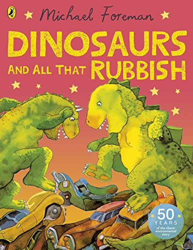 9780140552607: Dinosaurs And All That Rubbish (Puffin Books)