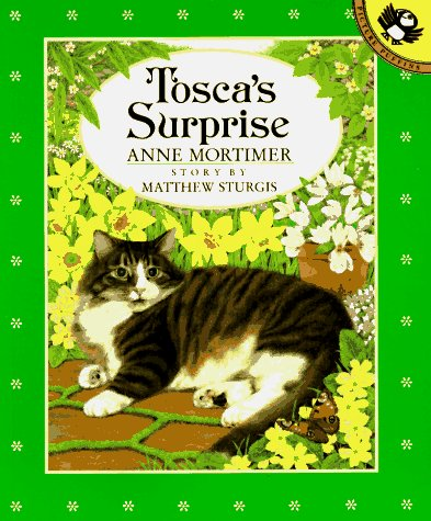 9780140552706: Tosca's Surprise (Picture Puffins)