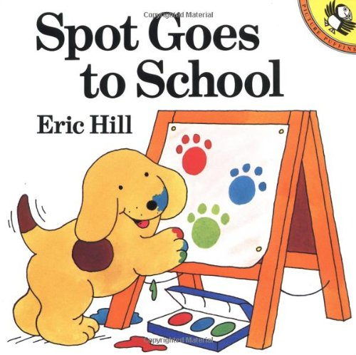 9780140552829: Spot Goes to School
