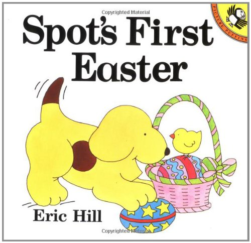 9780140552997: Spot's First Easter (Us) (A Puffin Lift-the-Flap Book)