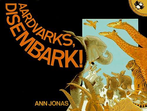Aardvarks, Disembark! (Picture Puffins): Jonas, Ann