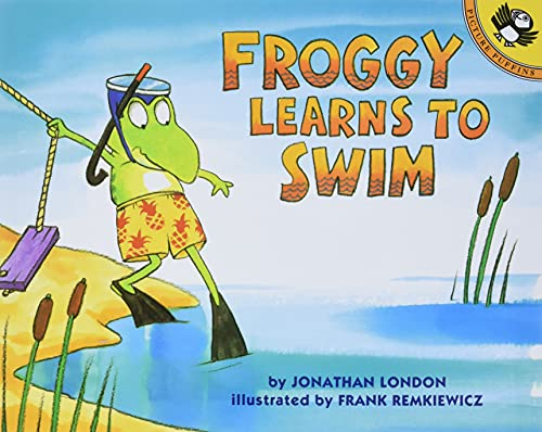9780140553123: Froggy Learns to Swim