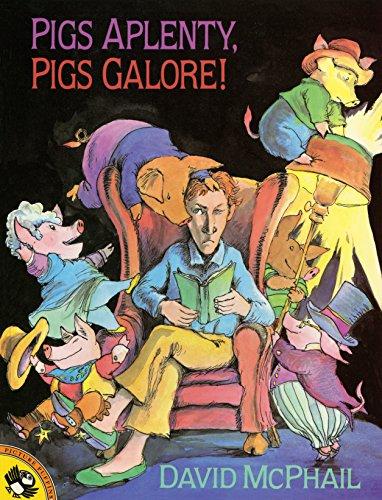 9780140553130: Pigs Aplenty, Pigs Galore!