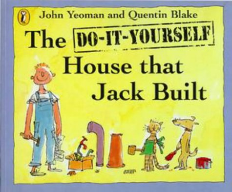 9780140553239: The Do-it-yourself House That Jack Built (Picture Puffin)