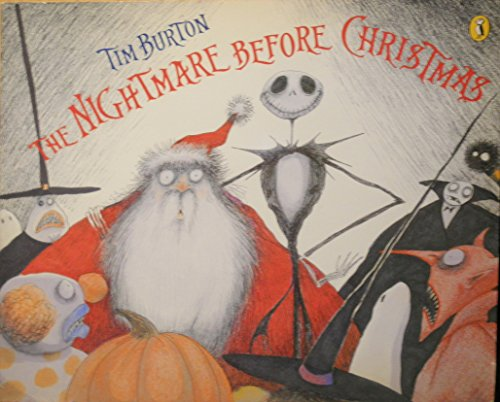 9780140553253: The Nightmare Before Christmas: Picture Book (Picture Puffin)