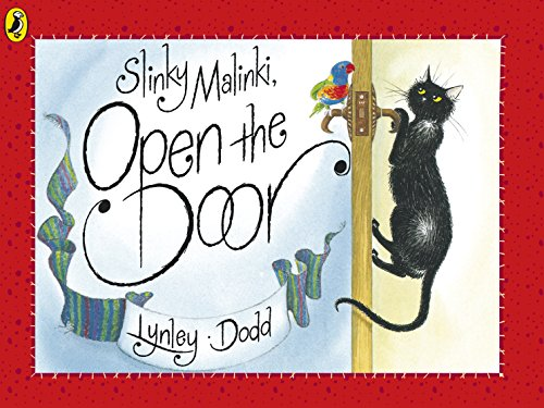 9780140553260: Slinky Malinki, Open the Door