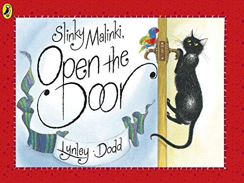 9780140553260: Slinky Malinki, Open the Door (Hairy Maclary and Friends)