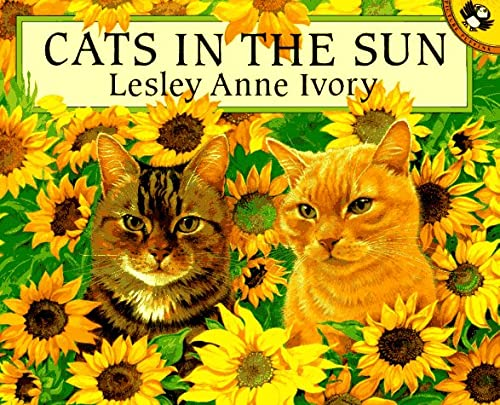 Cats in the Sun (A Puffin Pied: Lesley Anne Ivory