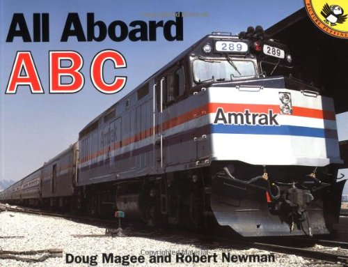 9780140553512: All Aboard ABC (Picture Puffins)