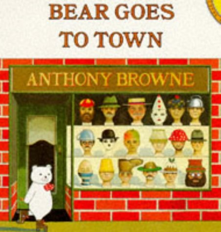 9780140553574: Bear Goes to Town (Picture Puffin)